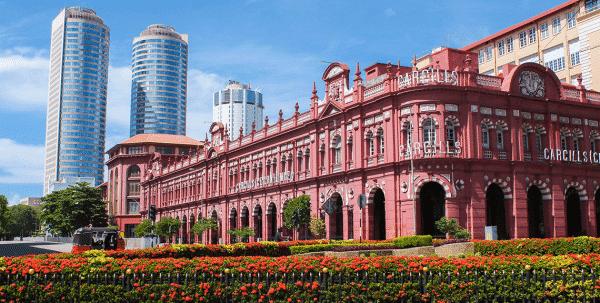 Colombo, capital de Sri Lanka