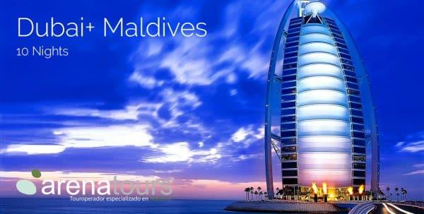 Portada tour Oferta Dubai + Maldivas
