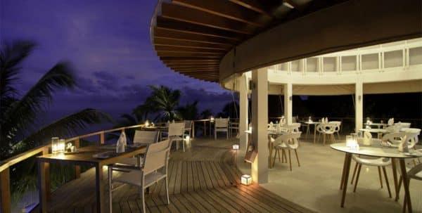 Kandolhu Maldives: olive restaurant