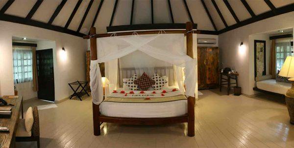 Reserve Beach Villa: habitación principal