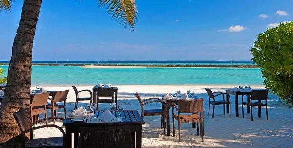 Sand Coast Sheraton Maldives