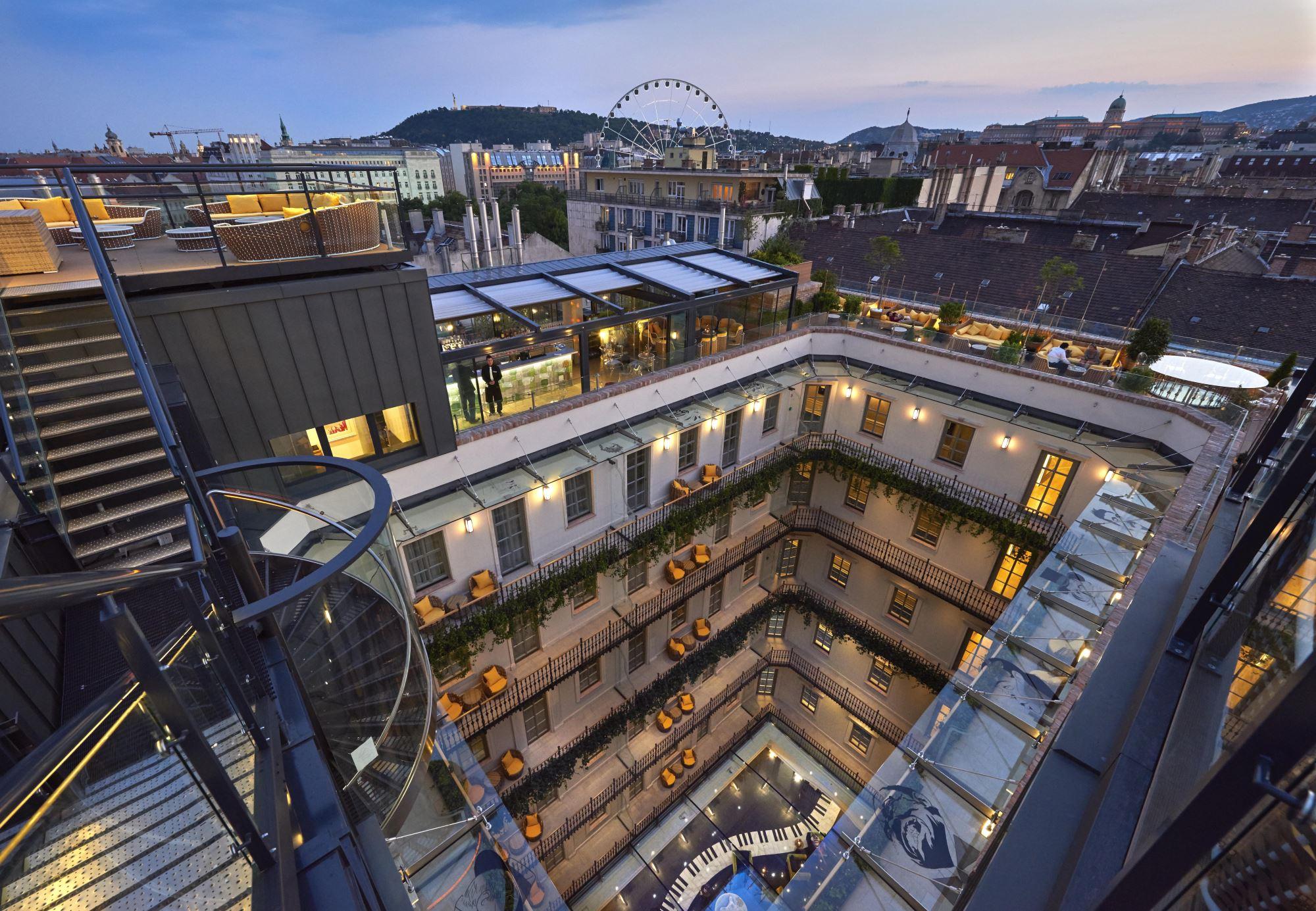 Los 15 hoteles más lujosos del 2017