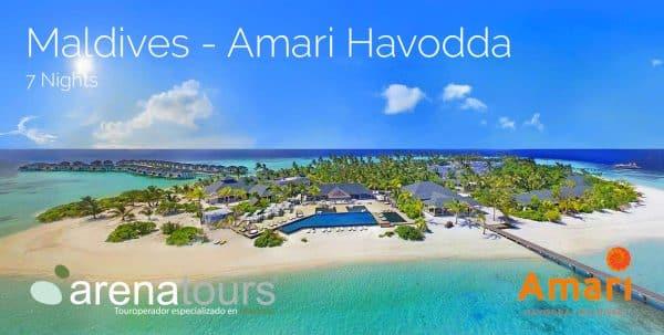 Oferta Maldivas 7 noches