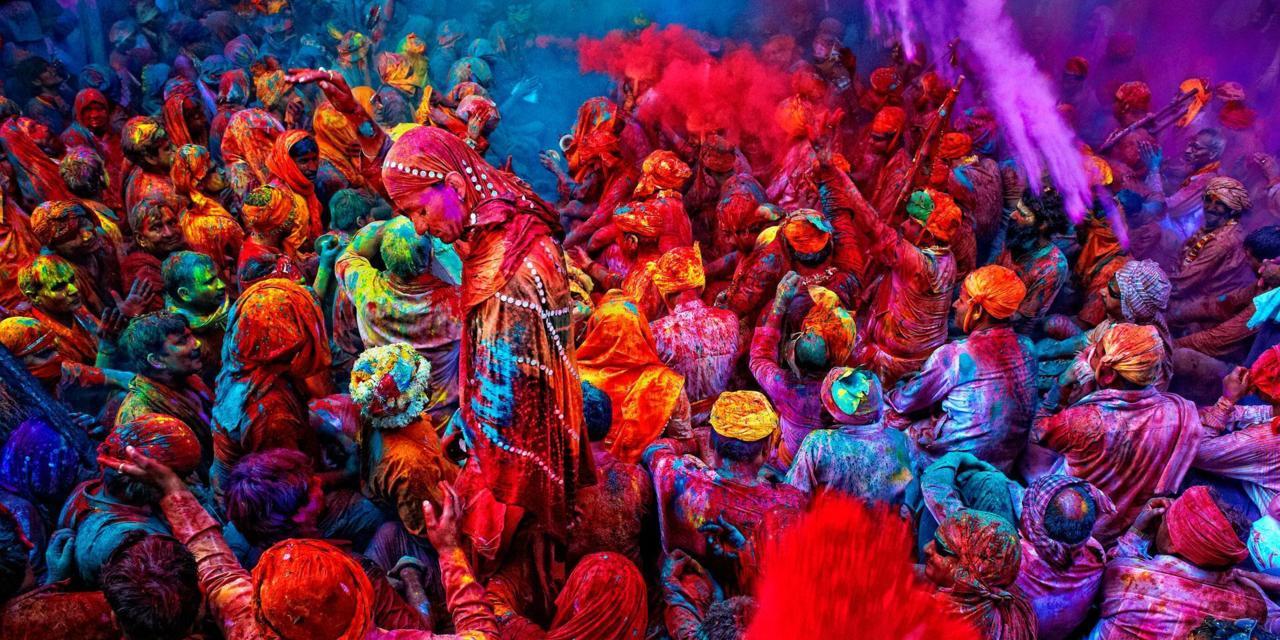 Holi Festival en India