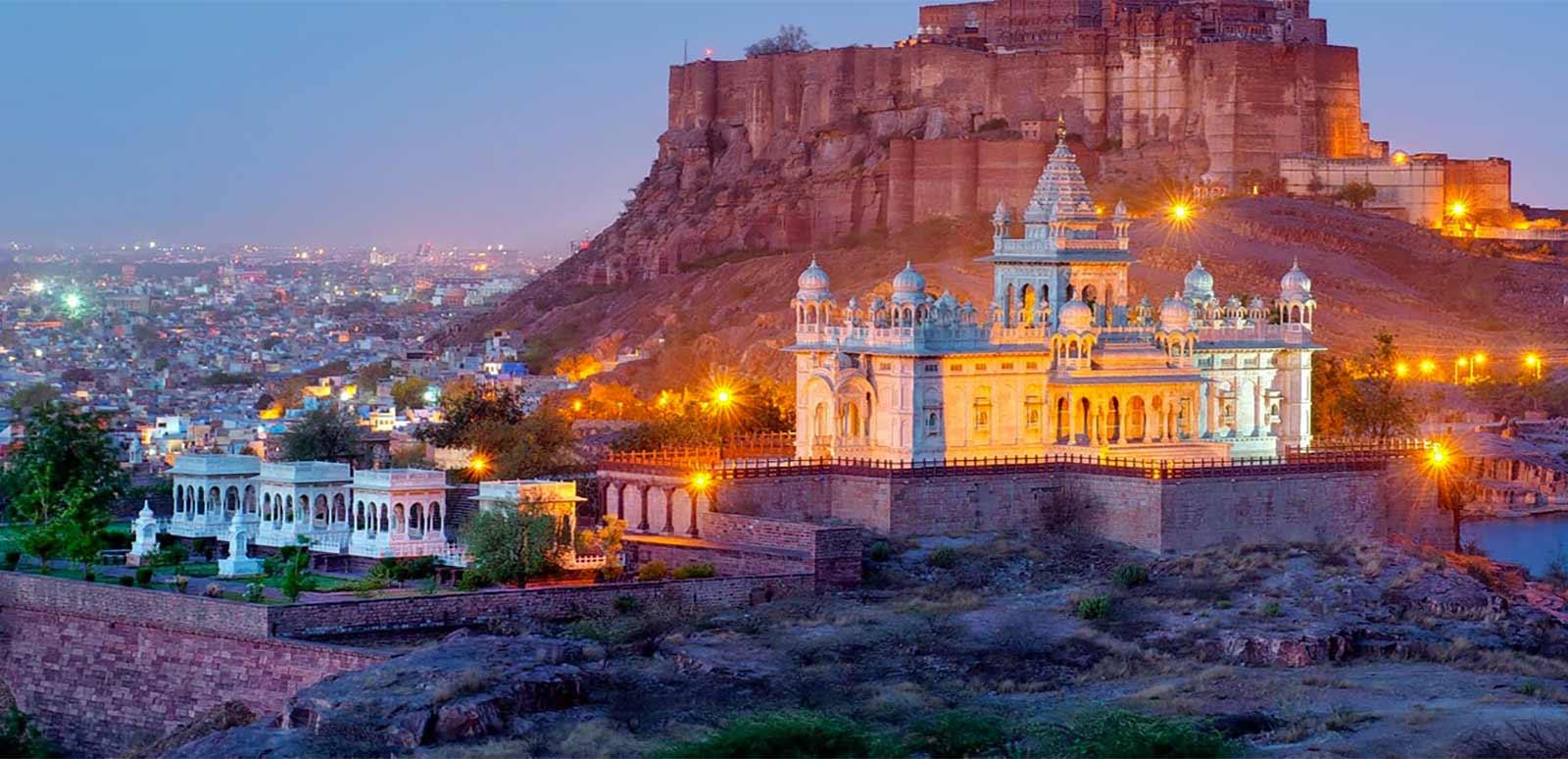 Viajes a India, Rajastahn