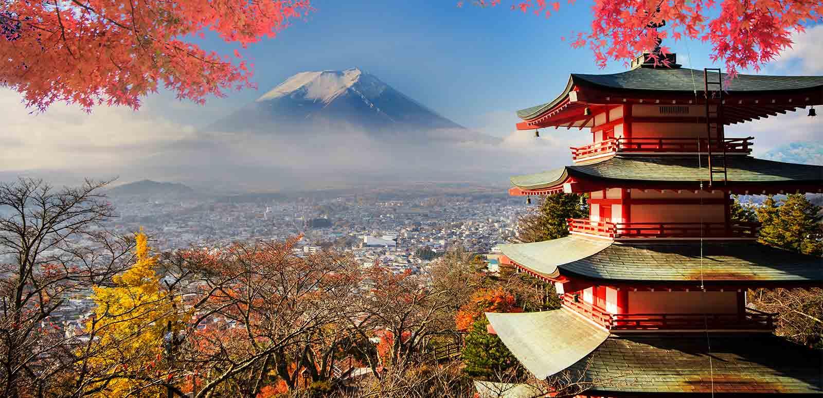 viajes a japón todo incluido