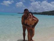 experiencia de viaje a Maldivas: María