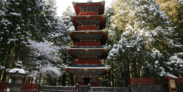 Santuari sintoísta de Nikkō Tōshō-gū