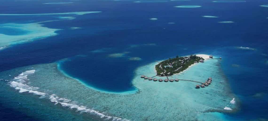 El clima en las Islas Maldivas