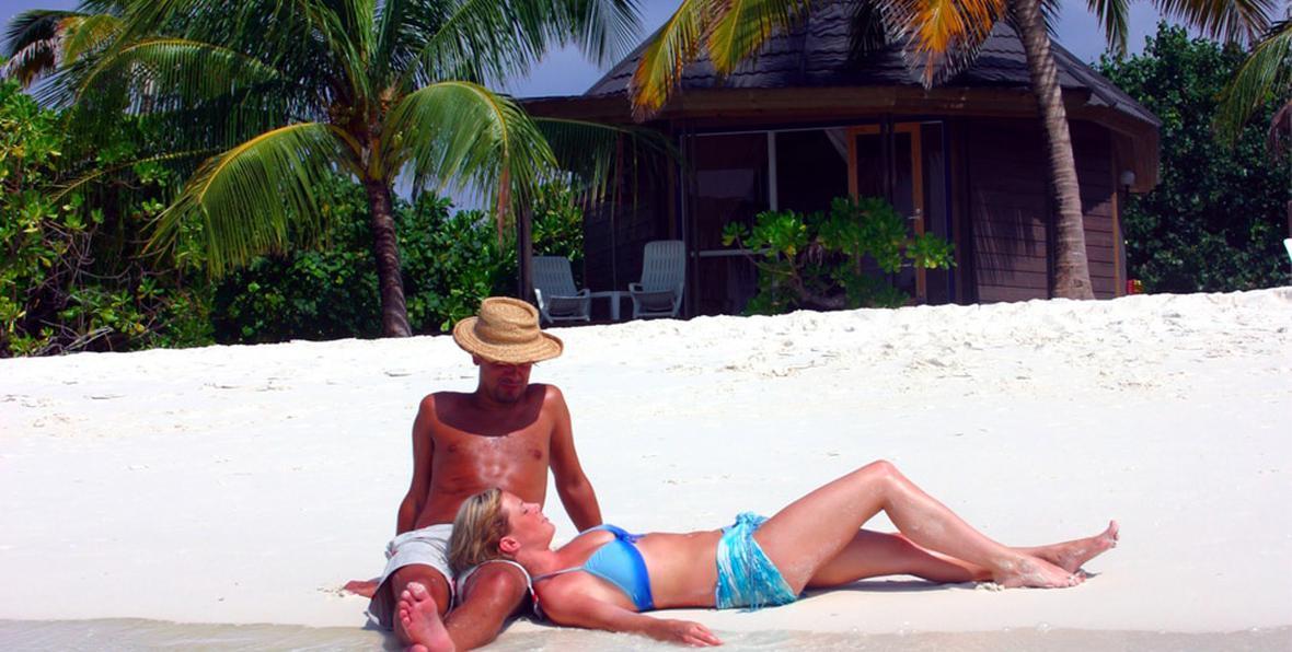 beach villa ext