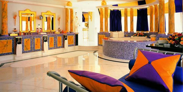 Resort burj al arab en emiratos rabes unidos arenatours for Burj al arab presidential suite