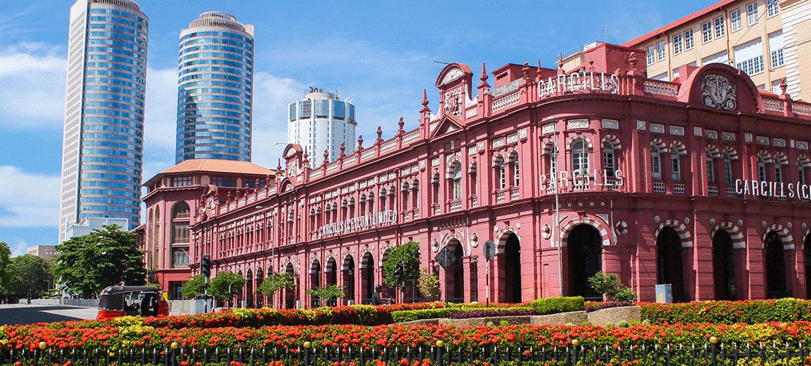 Colombo (Llegada y tour de la ciudad)