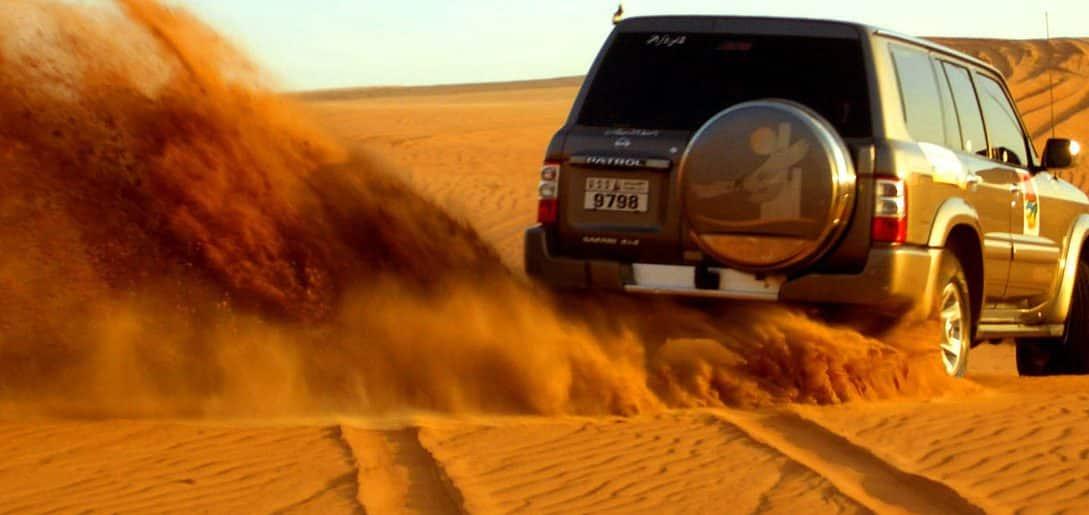 Dubái – Excursión al desierto