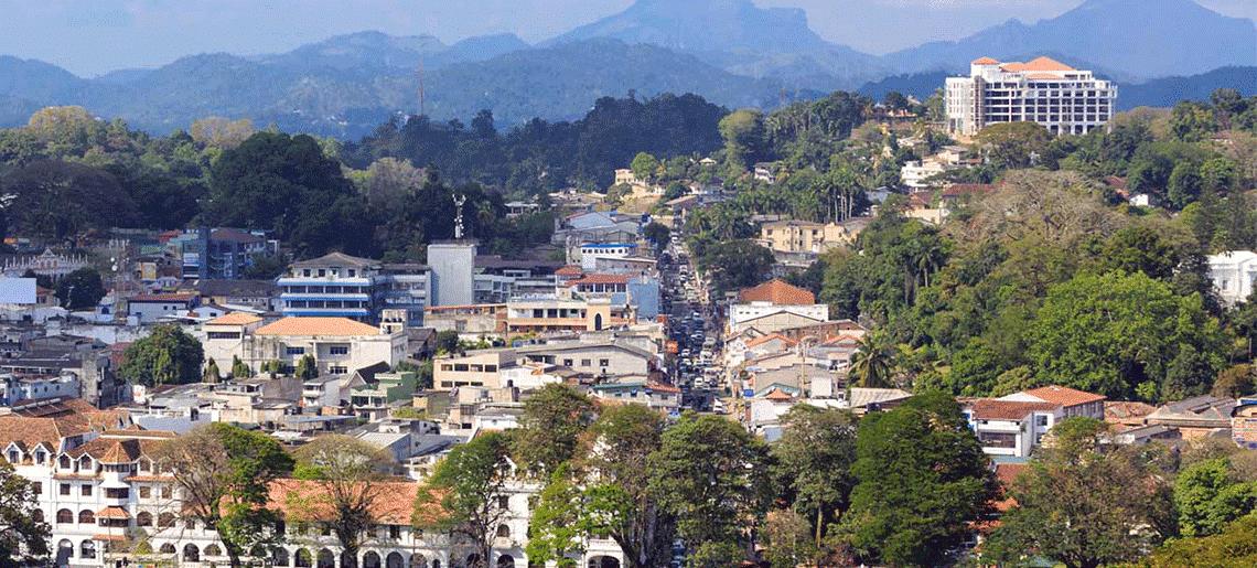 Colombo – Kandy
