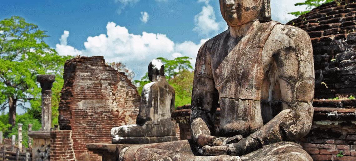 Polonnaruwa – Medirigiya – Habarana