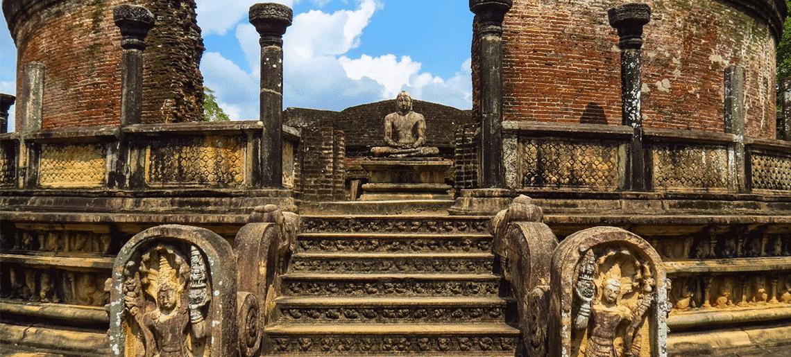 Sigiriya – Polonnaruwa – Habarana