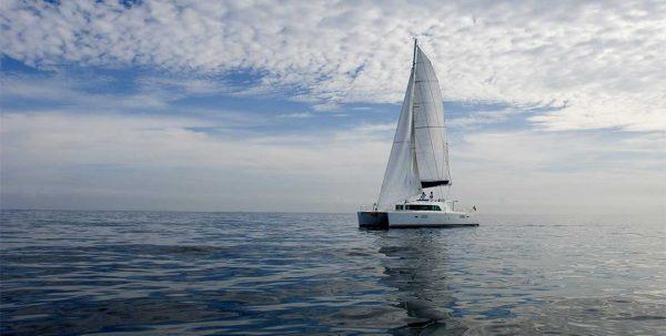 Excursion en catamaran en maldivas