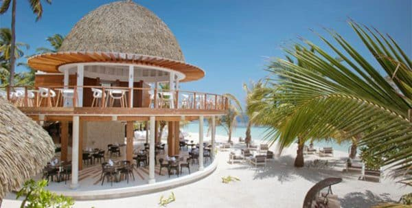 Kandolhu Maldives: the market