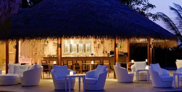 Kandolhu Maldives: vilu bar