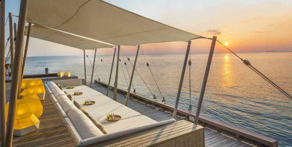 W Maldives Restaurants: SIP