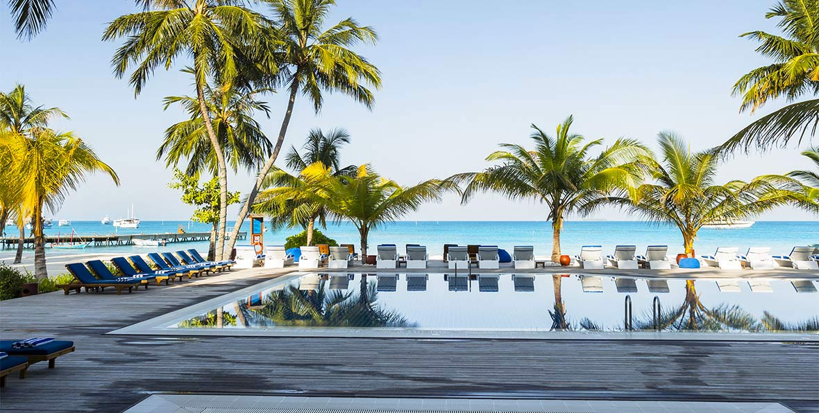 Resort Meeru Island Resort & Spa In Maldives Country
