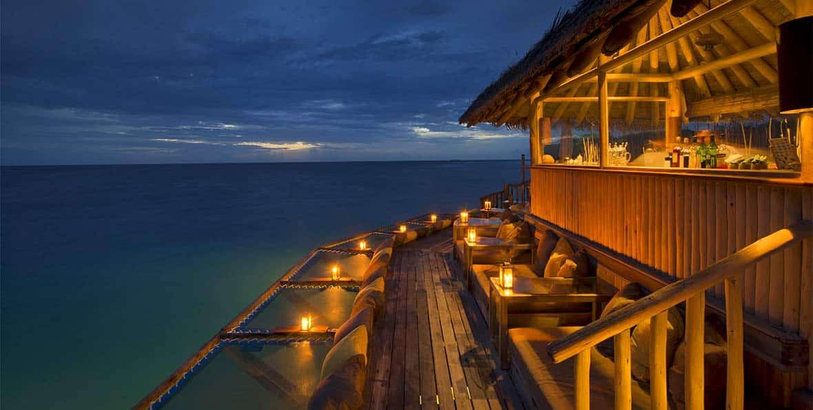 Resort Soneva Fushi En Maldivas