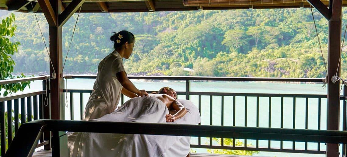 Relajarse en las Islas Seychelles