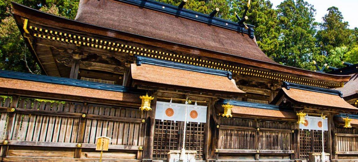 Takahara -Hosshinmon-Oji – Kumano Hongu – Kawayu Onsen