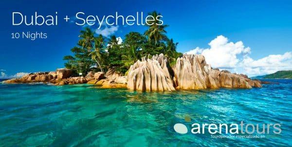 Portada Tour Oferta Dubai + Seychelles