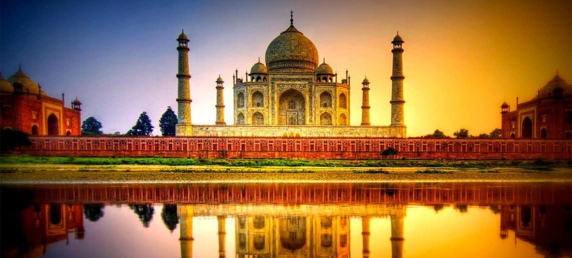 Delhi – Agra – Taj Mahal