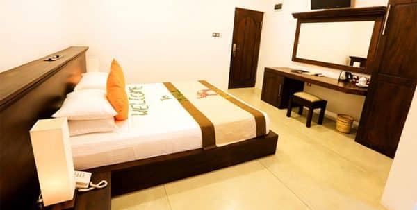 habitación Rajarata Hotel Sri Lanka