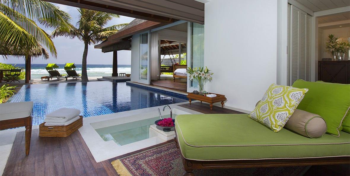 Interior Ocean House Naladhu Maldives
