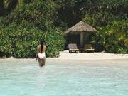 experiencia de viaje a Maldivas: Ana