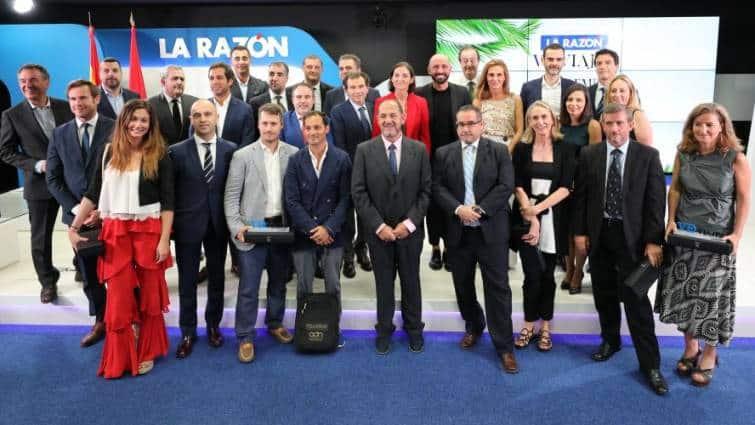 """Arenatours galardonada como """"Mejor agencia especializada de 2018"""", en la VII Edición de los Premios de Turismo VDV Viajes de La Razón"""
