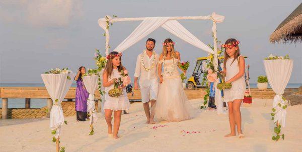 casarse en maldivas en fushifaru