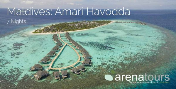 offerta last minute maldives nel Amari Havodda
