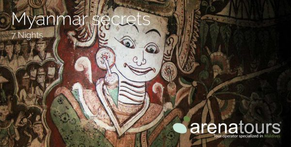 viaje a mhyanmar: tour secretos del myanmar
