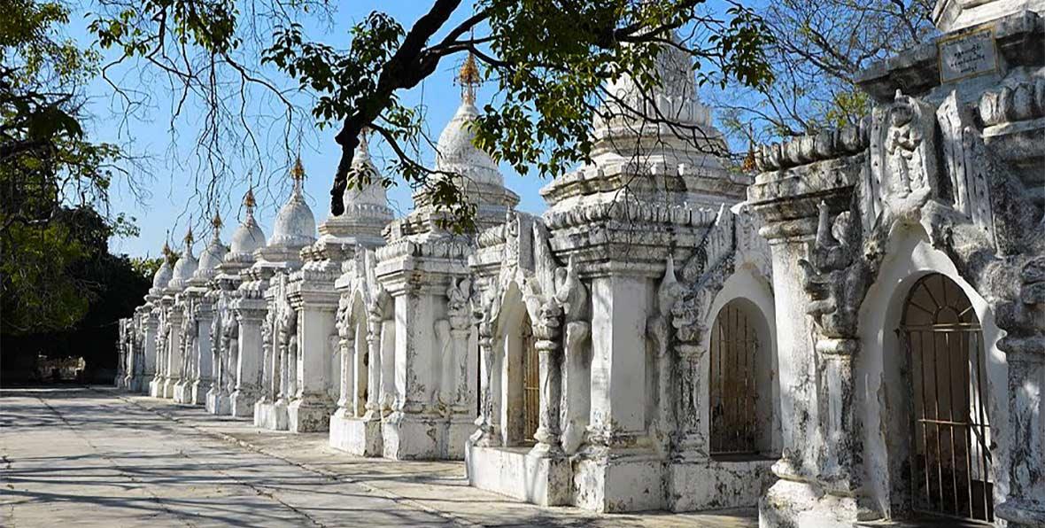 viaje a Birmania: el libro más grande del mundo