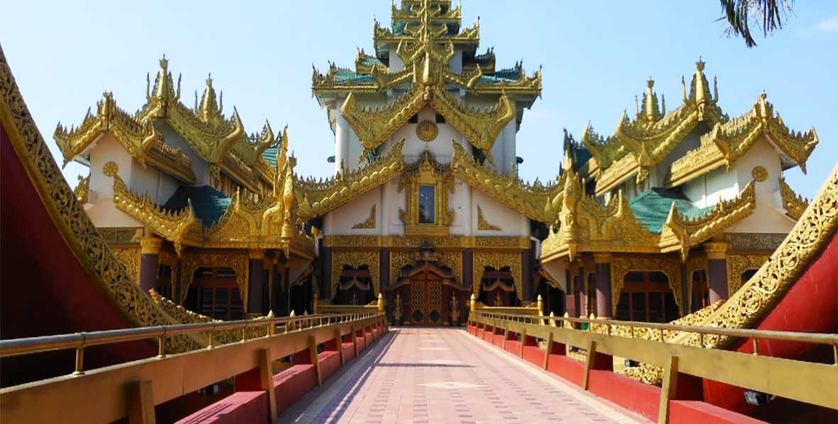 viaje a Myanmar: templo ROyal Bird