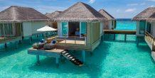 la water villa del Baglioni Resort Maldives