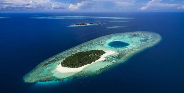 Vista aerea Aaa Veee Nature´s Paradise