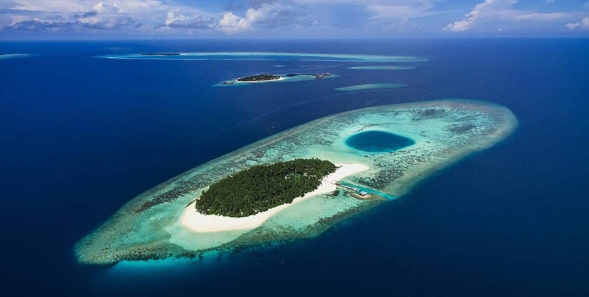 Resort Aaa Veee Nature´s Paradise Maldives En Maldives Pays, Maldives Pays  | Arenatours
