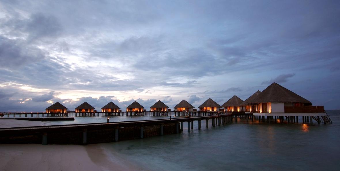 Resort Adaaran Club Rannalhi in Maldives Country, Maldives Country