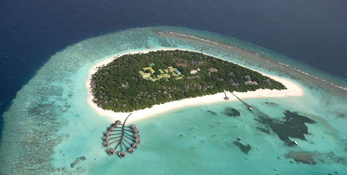Resort Coco Palm Dhuni Kolhu in Maldives Country, Maldives Country