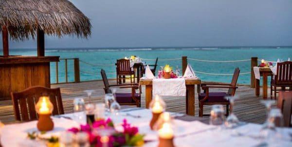 Resort Palm Beach Island Resort And Spa En Maldivas