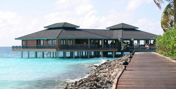 Paradise Island Maldives, restaurante