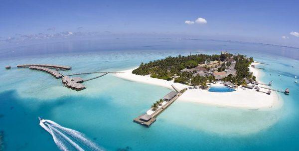 Velassaru Maldives vista añerea