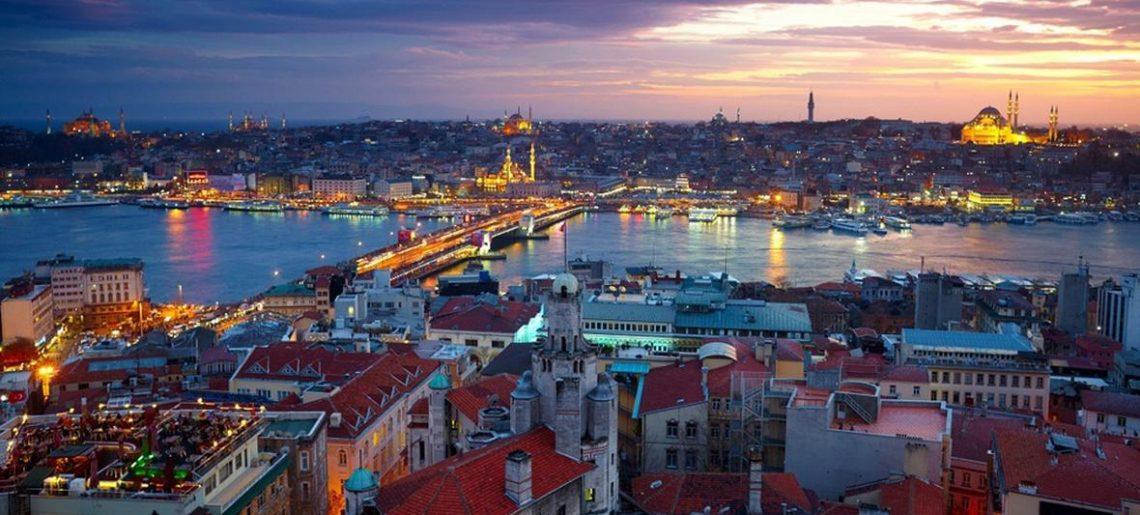 Llegada a Estambul