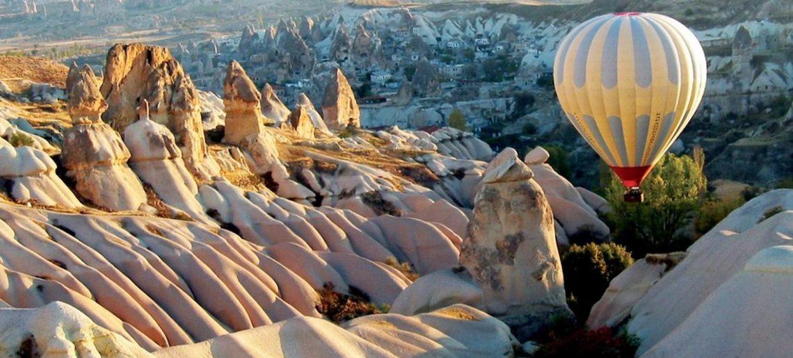 Capadocia – Goreme – Uchisar – Capadocia