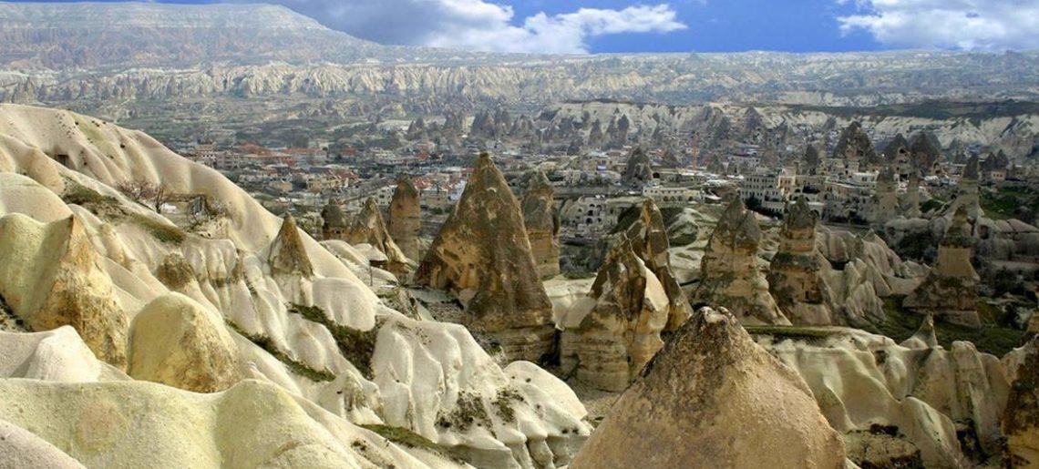 Capadocia – Kayseri – España